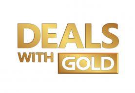 Deals With Gold: una valanga di titoli in sconto