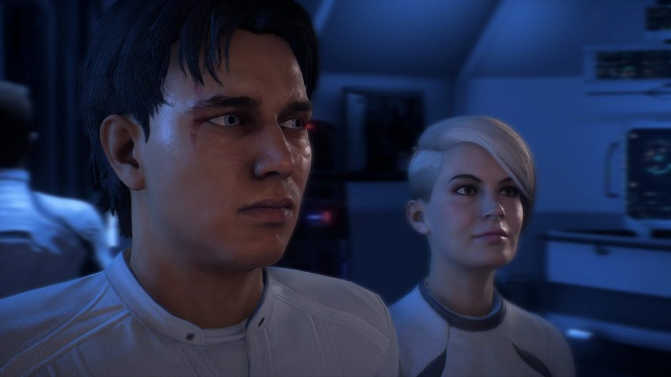 Mass Effect Andromeda: i primi 35 minuti di gioco in video