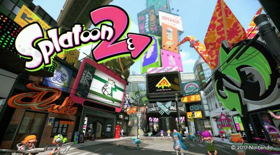 Splatoon 2 arriva su Switch il 21 luglio