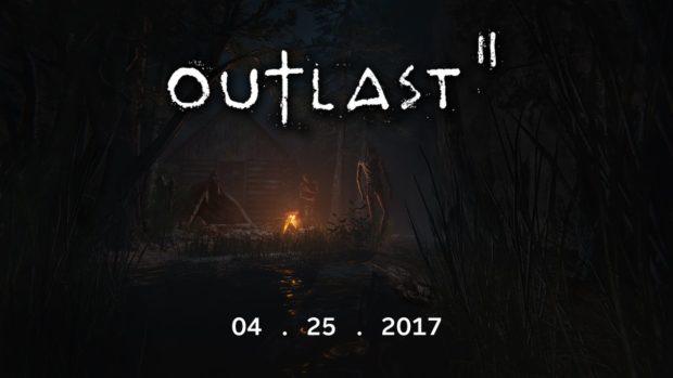 Outlast 2: annunciata la data di uscita
