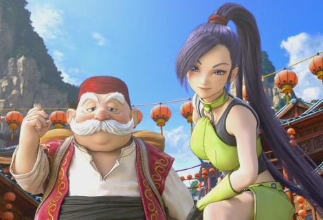 Dragon Quest XI: nuove informazioni e nuovo gameplay trailer