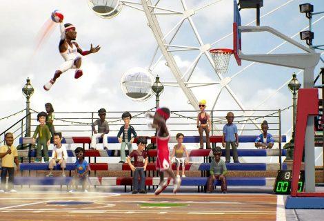 NBA Playgrounds arriverà il prossimo mese su tutte le piattaforme
