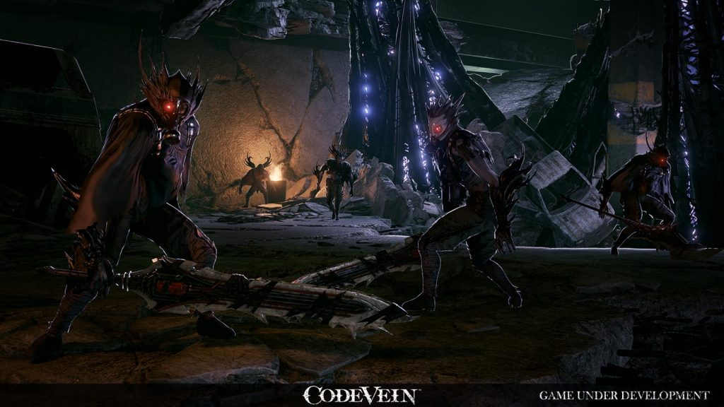 Code Vein si mostra in nuove immagini code vein reveal screen enemy 1 1024x576