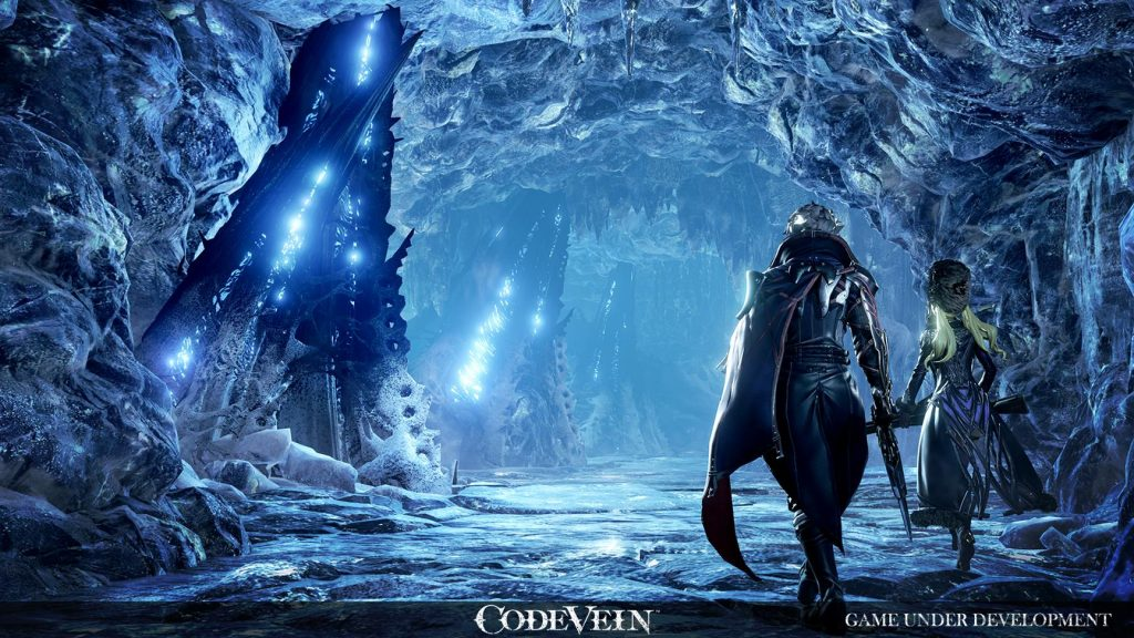 Code Vein si mostra in nuove immagini code vein reveal screen environment 3 1024x576
