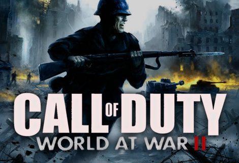 Call of Duty WWII: la salute dei soldati non si rigenererà in automatico