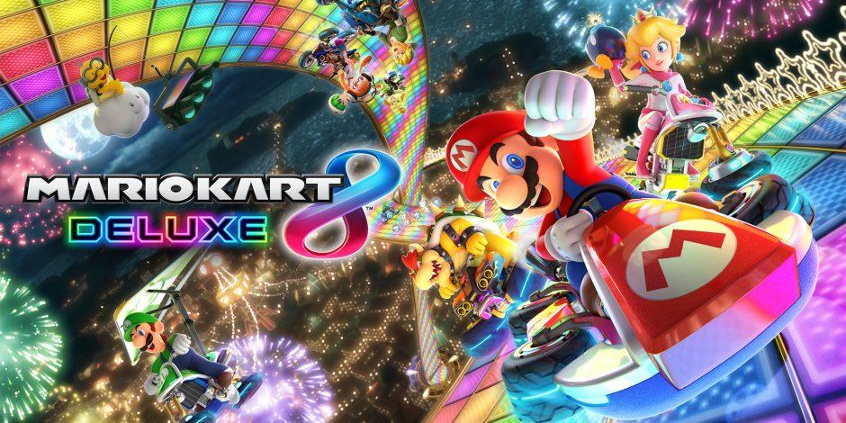 Mario Kart 8 Deluxe campione di vendita negli USA